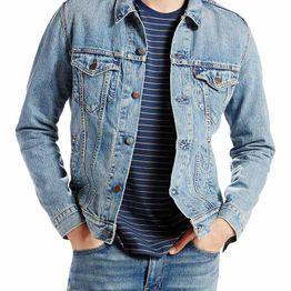 LEVI'S trucker jacket icy - 72334-0146