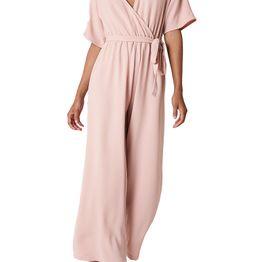 Rut & Circle Ollie ολόσωμη φόρμα ροζ - 1031-004219-0015