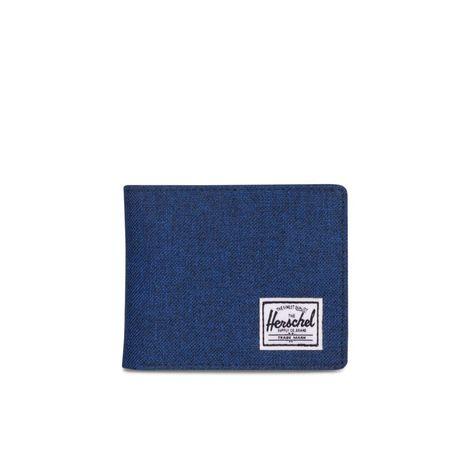Herschel Supply Co. Hank wallet eclipse crosshatch/black RFID - 10368-01335-os