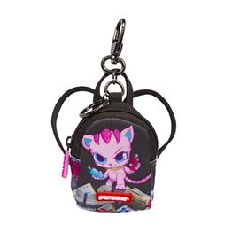 Sprayground kitten money stacks keychain - 910k1935nsz