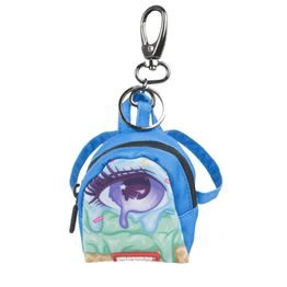 Sprayground right eye scream keychain - 910k1808nsz