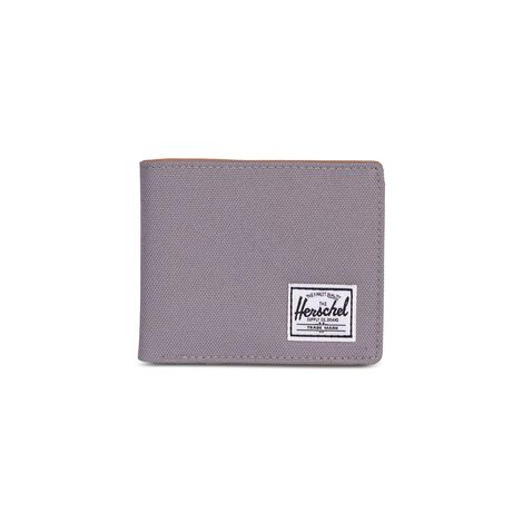 Herschel Supply Co. Hank RFID wallet grey/tan - 10368-00006-os