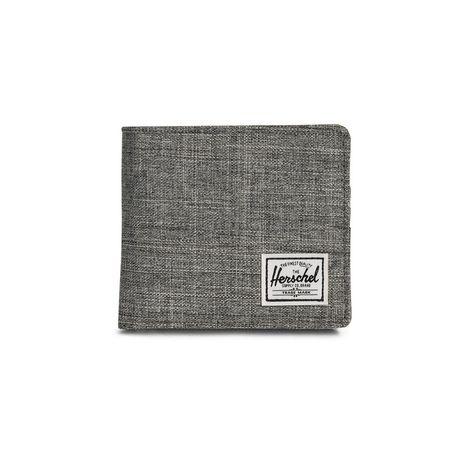 Herschel Supply Co. Hans XL coin wallet RFID raven crosshatch - 10487-00919-os