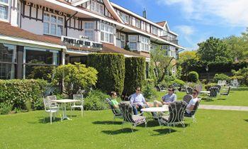 Knokke - Hotel - Hotel Pavillon Du Zoute