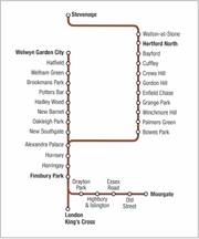 Great Northern Metro: Signalling upgrades, weekend diversions, but no improvements to the service till May 2022