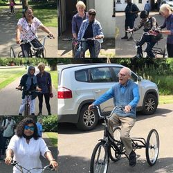 Over 50 and want to get back on a bike? Age UK Enfield can help