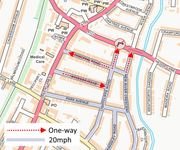 Connaught Gardens QN phase 1 - engagement survey launched