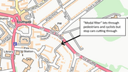 Fox Lane quieter neighbourhood: More information published as consultation is extended to July - Comment by Basil Clarke