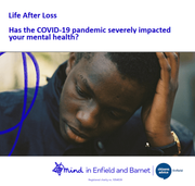 Life after Loss: Free counselling for people severely impacted by Covid