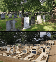 From grass to gravel: a grave mistake?