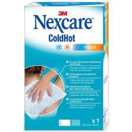 3M Nexcare ColdHot Maxi Gel Compress 2 in 1 Μέγεθος Maxi 19.5cm x 30cm 1 τμχ