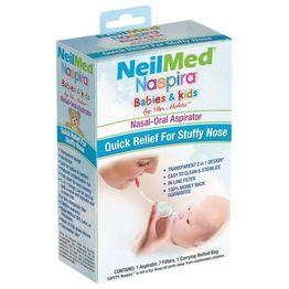 NeilMed Naspira Babies & Kids Nasal & Oral Aspirator Ρινικός Αναρροφητήρας για Βρέφη & Παιδιά 1 Τεμάχιο