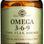 Solgar Omega 3-6-9 Μίγμα Ουσιωδών Λιπαρών Οξέων Υψηλής Βιολογικής Αξίας softgels – 60softgels