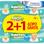 BabyCare Fresh Μωρομάντηλα με Εκχύλισμα Καλέντουλας 2+1 Δώρο, 3 x 63 τεμάχια