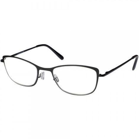 Eyelead Γυαλιά Διαβάσματος Unisex Χρώμα Μαύρο, με Μεταλλικό Σκελετό E157 - 0,75