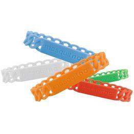MosquitNo Trendy Citronella Bracelet Kids, Βραχιόλι με Άρωμα Σιτρονέλλας για Παιδιά Άνω των 3 Ετών 1 Τεμάχιο, Διάφορα Χρώματα