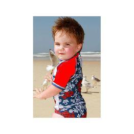 Αντιηλιακή Μπλούζα Με Κοντό Μανίκι Νο3 Μ (24-36 μηνών)