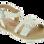 BB Κοριτσίστικο Πέδιλο A1516 Λευκό – Λευκό – A1516 WHITE-white-23/4/5/72