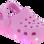 TOPWAY Κοριτσίστικη Σαγιονάρα B460175 Ροζ – Ροζ – B460175 PINK-pink-24/4/12/73