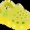 TOPWAY Unisex Σαγιονάρα B460175 Κίτρινο – Κίτρινο – B460175 ΥELLOW-yellow-24/4/14/73