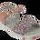 IQKIDS Κοριτσίστικο Πέδιλο STARLETA-120 22/28 Ροζ – Ροζ – STARLETA-120 PINK-IQKIDS-pink-22/4/12/71
