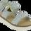 IQKIDS Κοριτσίστικο Πέδιλο KARINA-120 25/30 Ασημί – Ασημί – KARINA-120 SILVER-IQKIDS-silver-25/4/141/74