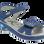 IQKIDS Κοριτσίστικο Πέδιλο KENYA-120 30/36 Τζιν – Μπλε – KENYA-120 LIGHT JEAN-IQKIDS-blue-30/4/10/62