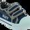 K-TINNI Αγορίστικο Casual KFY12563 20/25 Γκρι – Γκρι – KFY12563 VAQUERO-K-TINNI-grey-20/4/7/69