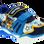 PAW PATROL Αγορίστικο Αθλητικό S20750 Μπλε – Μπλε – S20750 ROYAL -PAW PATROL-blue-24/4/10/73