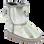 PRINCESS Κοριτσίστικο Μποτάκι S20405 Ασημί – Ασημί – S20405 ARGENTO-PRINCESS-silver-23/4/141/72