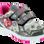 FROZEN Κοριτσίστικο Αθλητικό S20450 Γκρι – Γκρι – S20450 GRIGIO-FROZEN-grey-24/4/7/73