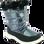 NORWAY Κοριτσίστικο Μποτάκι B176233 Σκούρο Ασημί – Ασημί – B176233 SILVER -NORWAY-silver-28/4/141/60