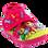 IQKIDS Κοριτσίστικα Παντοφλάκια 30-14000 Φούξια – Φούξια – 30-14000 FUXIA-IQKIDS-fuxia-19/4/26/89