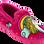 IQKIDS Κοριτσίστικα Παντοφλάκια 30-801 Φούξια – Φούξια – 30-801 FUXIA-IQKIDS-fuxia-28/4/26/60
