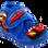 IQKIDS Αγορίστικα Παντοφλάκια 30-15003 Μπλε – Μπλε – 30-15003 AZUL-IQKIDS-blue-19/4/10/89