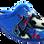 ANTRIN Αγορίστικη Παντόφλα 30-6072 Σιέλ – Μπλε – 30-6072 AZUL-ANTRIN-blue-30/4/10/62