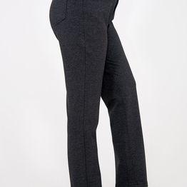 Ελαστικό παντελόνι σε ίσια γραμμή