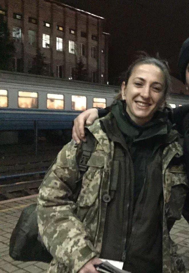 У лікарні Києва померла розвідниця-снайпер: поверталася на фронт після кожної операції (фото)