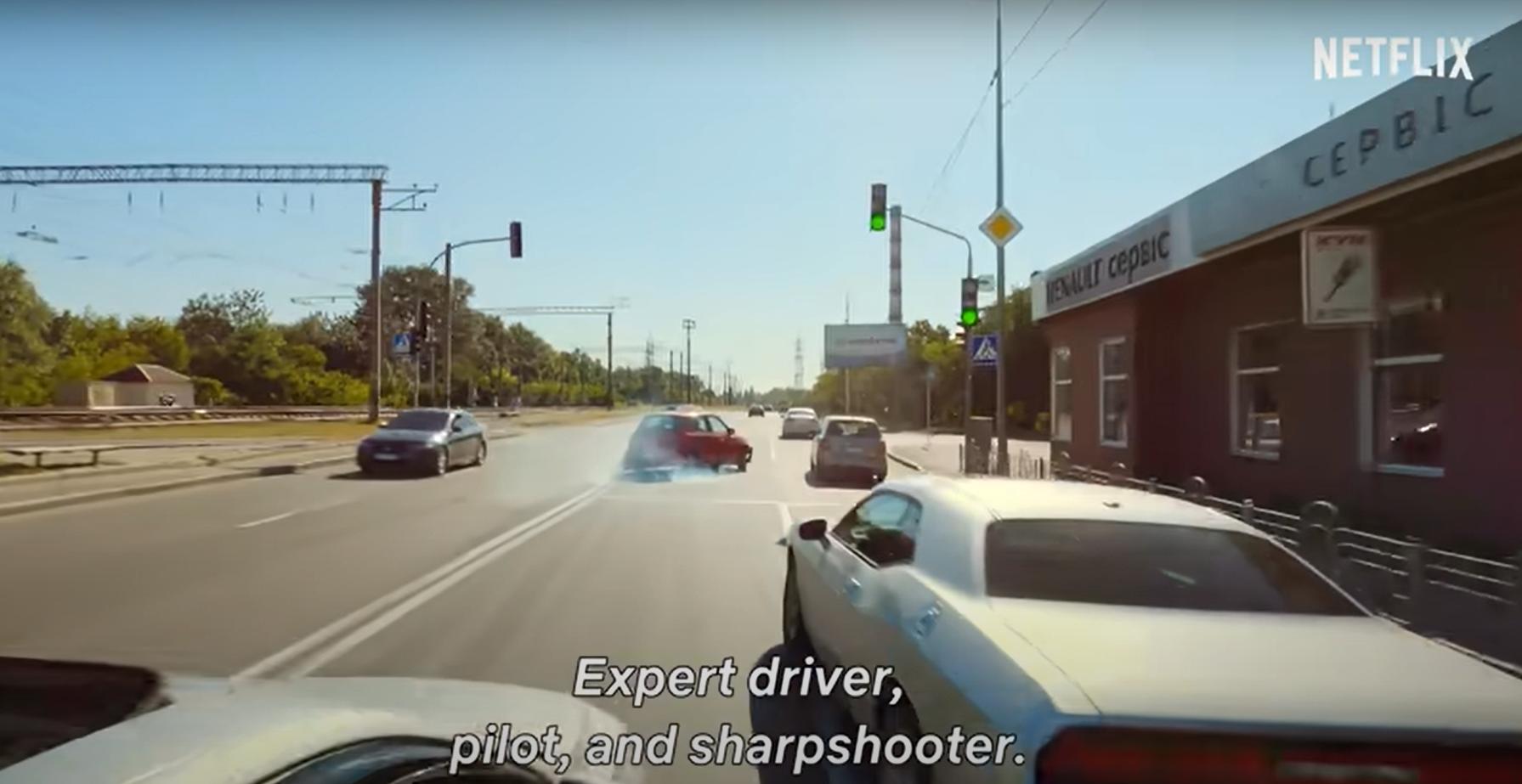 Вийшов трейлер фільму від Netflix з Ван Даммом, який знімали в Києві: які локації впізнаєте?