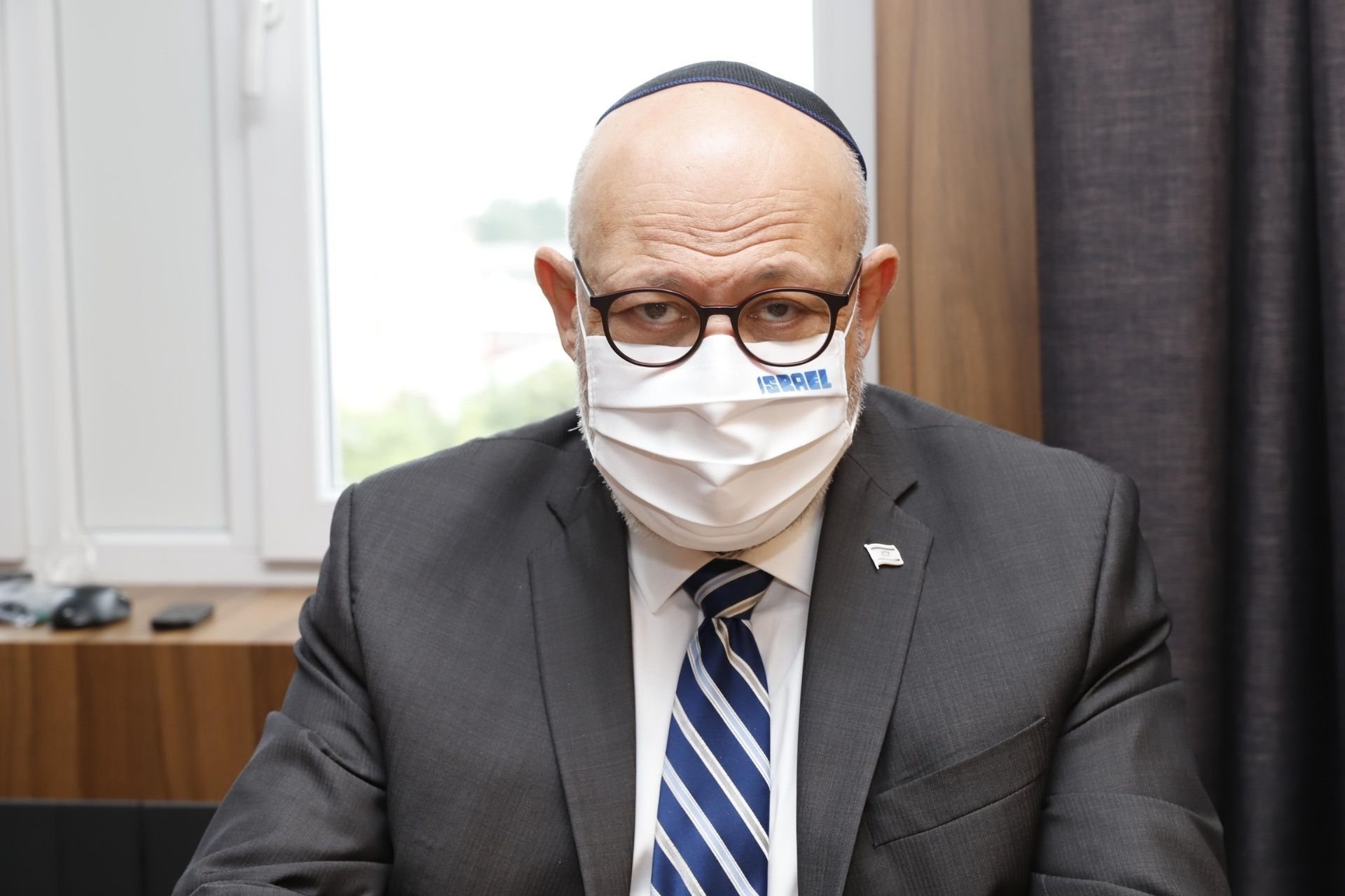 Філатов зустрівся з послом Ізраїлю: про що домовились