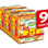 Μωρομάντηλα Babylino Sensitive με Καπάκι 486τμχ (9×54τμχ)