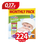 Πάνες Babylino Sensitive No3 (4-9Kg) Monthly Pack 224τμχ
