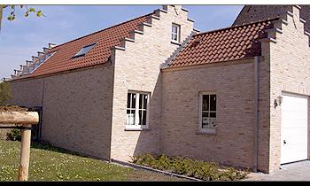 Nieuwpoort - Huis / Maison - Rust achter de kust