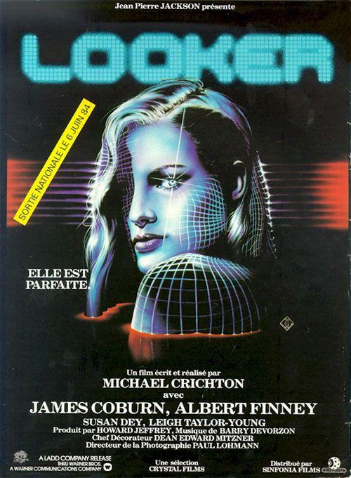 Looker (1981) 1080p BluRay x264 - PSYCHD - VOST