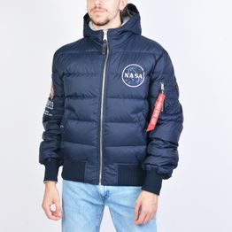 Alpha Industries Hooded Puffer Apollo 11 (9000041139_9880)