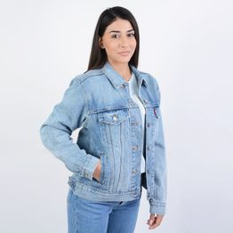 Levis EXBOYFRIEND TRUCKER FOR REAL (9000045961_26105)