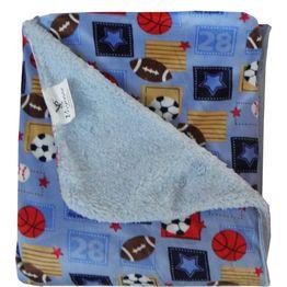 Κουβέρτα Fleece Αγκαλιάς Με Γουνάκι Viopros Σχ 72