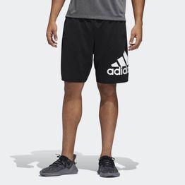 Adidas 4Krft Sport Badge Of Sport Men's Shorts - Ανδρικό Σορτσάκι (9000023557_1469)