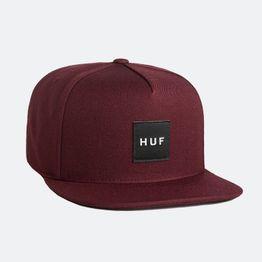 Huf 1-2 BOX LOGO SNAPBACK ESS (3083200777_3251)