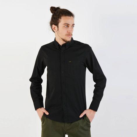 Lee Button Down Blueprint Men's Shirt (9000028745_1469)